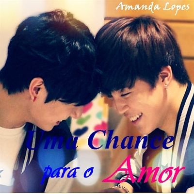 Fanfic / Fanfiction Jikook-Uma Chance para o Amor