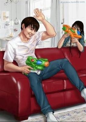 Fanfic / Fanfiction #Uma doce lembrança#-Imagine JungKook