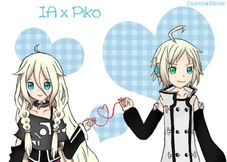 Fanfic / Fanfiction Uma nova história IA×PIKO