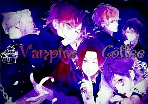 Fanfic / Fanfiction Vampire Coffee -Interativa