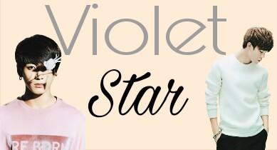 Fanfic / Fanfiction Violetstar - Jikook