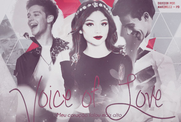 Fanfic / Fanfiction Voice Of Love - Lutteo