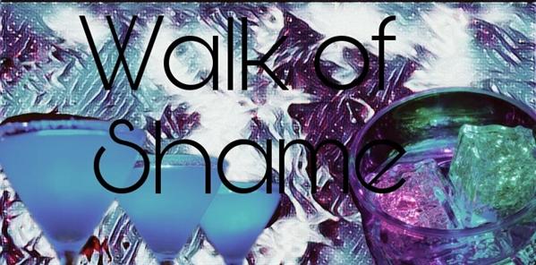Fanfic / Fanfiction Walk of Shame