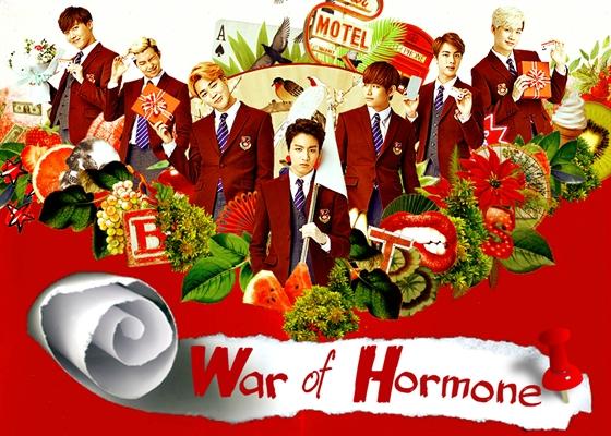 Fanfic / Fanfiction War of Hormone
