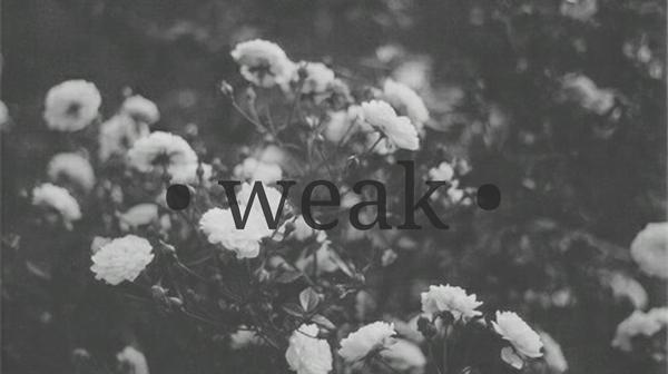 Fanfic / Fanfiction Weak