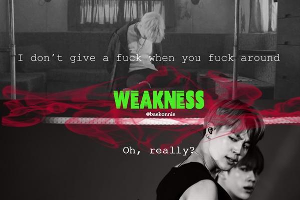 Fanfic / Fanfiction Weakness - Suicida.