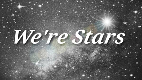 Fanfic / Fanfiction We're Stars
