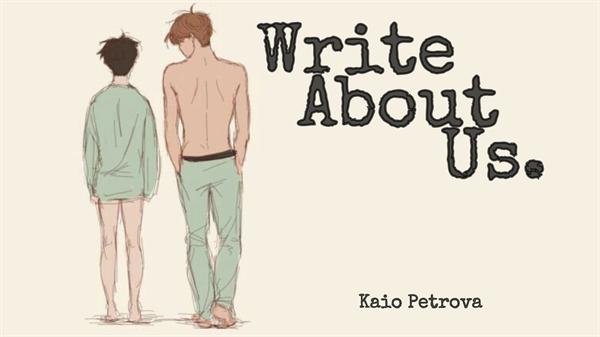Fanfic / Fanfiction Write About Us.