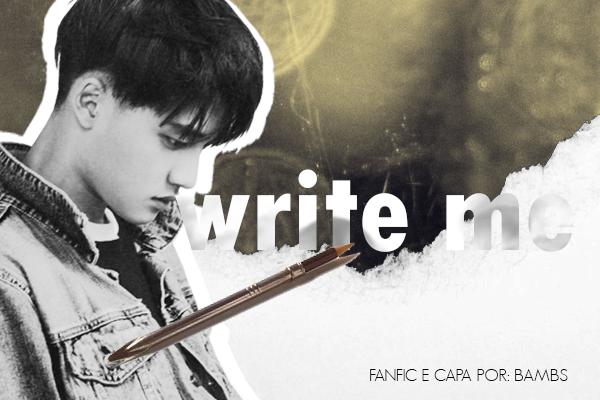 Fanfic / Fanfiction Write me