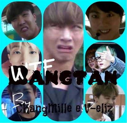 Fanfic / Fanfiction WTF Bangtan