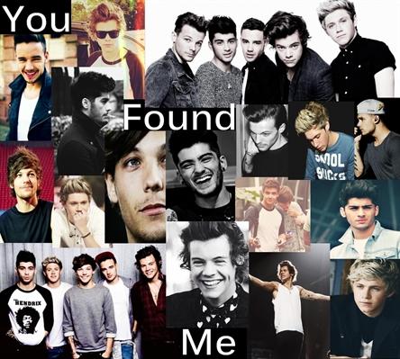 Fanfic / Fanfiction You Found Me