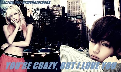 Fanfic / Fanfiction You're Crazy, But I Love You!