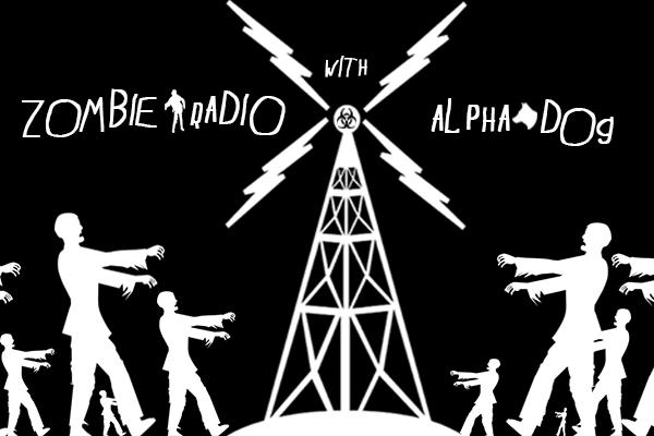 Fanfic / Fanfiction Zombie Radio