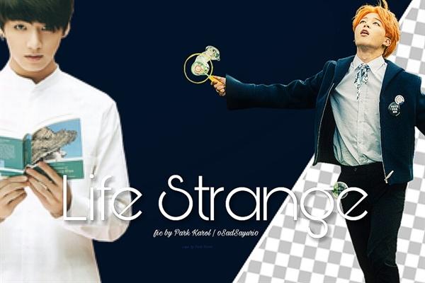 Fanfic / Fanfiction • Life Strange •