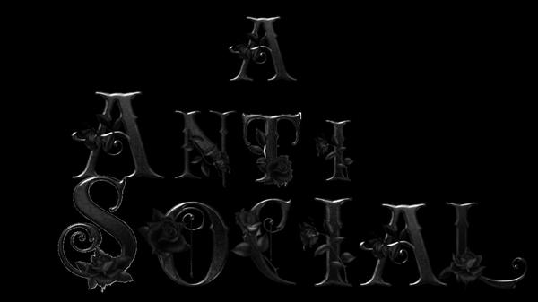 Fanfic / Fanfiction A Anti-Social