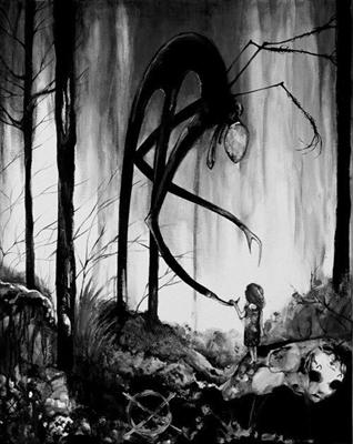 Fanfic / Fanfiction A Cordial Criatura Entre Os Galhos