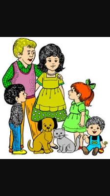 Fanfic / Fanfiction A família
