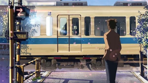 Fanfic / Fanfiction A garota do trem