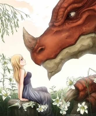 Fanfic / Fanfiction A Princesa e o Dragão (fanfic fairytail )