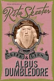 Fanfic / Fanfiction A Vida e as Mentiras de Alvo Dumbledore