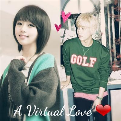Fanfic / Fanfiction A Virtual Love