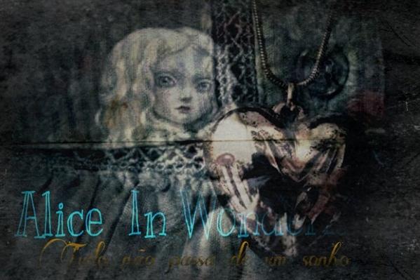 Fanfic / Fanfiction Alice In Wonderland - Imagine BTS