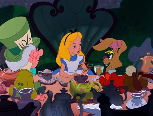Fanfic / Fanfiction Alice no País das Maravilhas