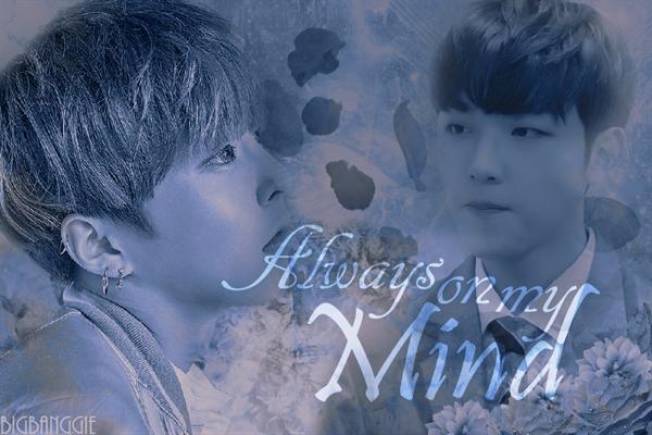 Fanfic / Fanfiction Always On My Mind (Imagine Xiumin - EXO) !HIATUS!