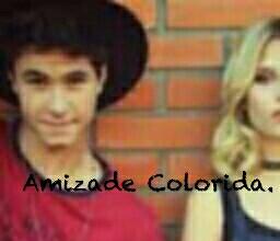 Fanfic / Fanfiction Amizade colorida.