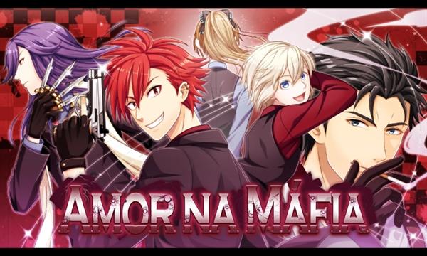 Fanfic / Fanfiction Amor Na Máfia