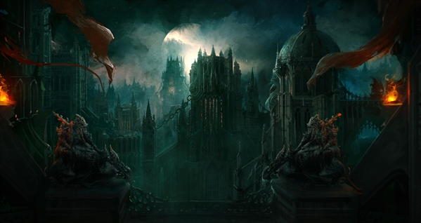 Fanfic / Fanfiction Amurg: The Vampire Kingdom