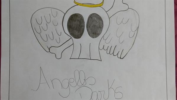 Fanfic / Fanfiction Angells Darks - ( interativa )