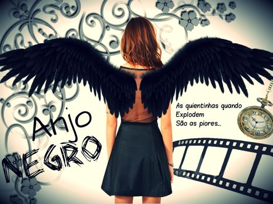Fanfic / Fanfiction Anjo Negro