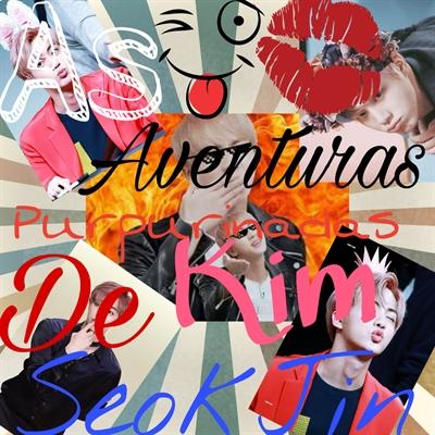 Fanfic / Fanfiction As Aventuras Purpurinadas de Kim SeokJin
