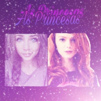 Fanfic / Fanfiction As Princesas