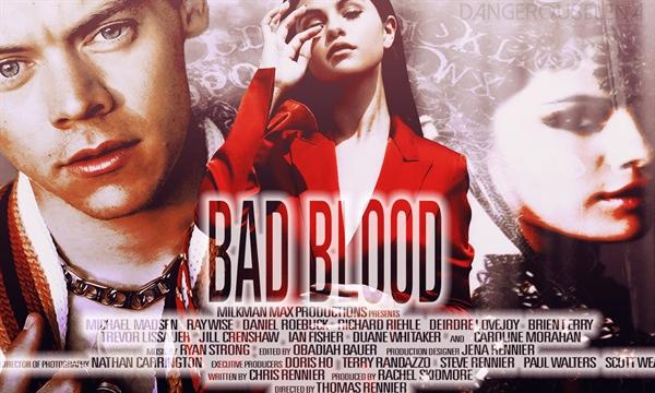 Fanfic / Fanfiction Bad Blood