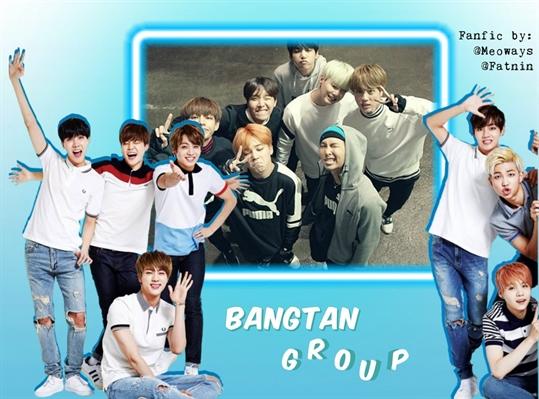Fanfic / Fanfiction Bangtan Group