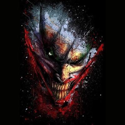 Fanfic / Fanfiction Batman A Piada Mortal
