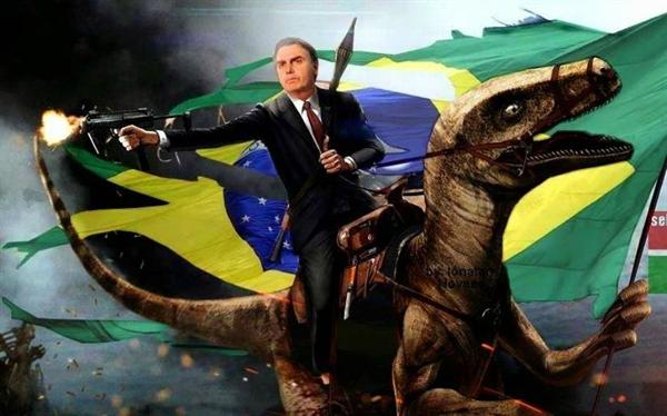 Fanfic / Fanfiction Bolsonaro, a ludibriada.