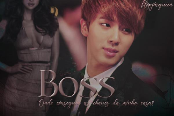 Fanfic / Fanfiction Boss (One Shot Jin - BTS)