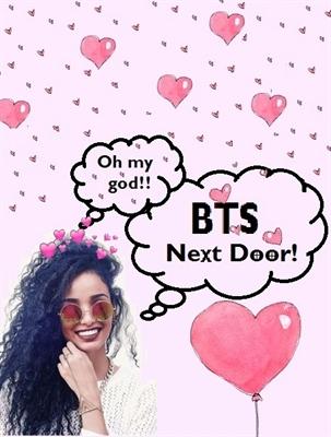 Fanfic / Fanfiction BTS Next Door