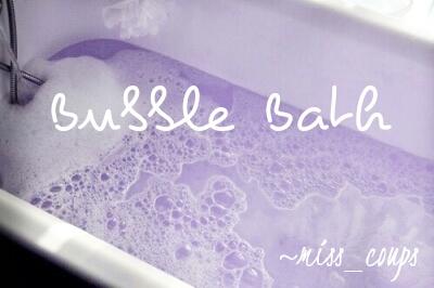 Fanfic / Fanfiction Bubble Bath
