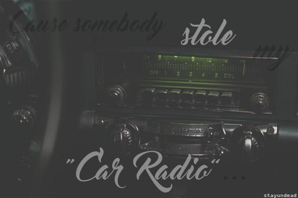 Fanfic / Fanfiction Car Radio