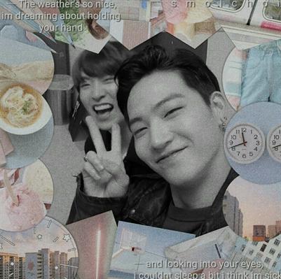 Fanfic / Fanfiction Carta para Youngjae - 2jae