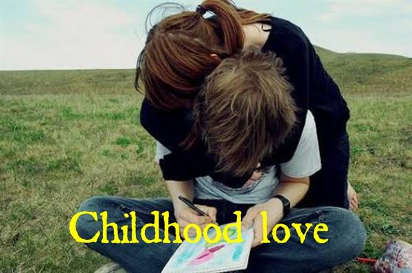 Fanfic / Fanfiction Childhood love