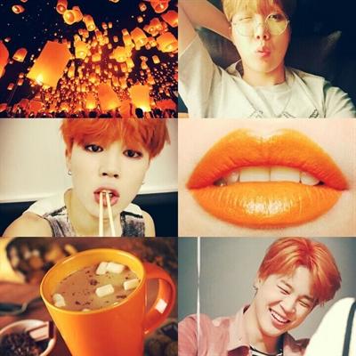 Fanfic / Fanfiction Cigarettes oranges (JiHOPE)