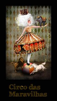 Fanfic / Fanfiction Circo das Maravilhas