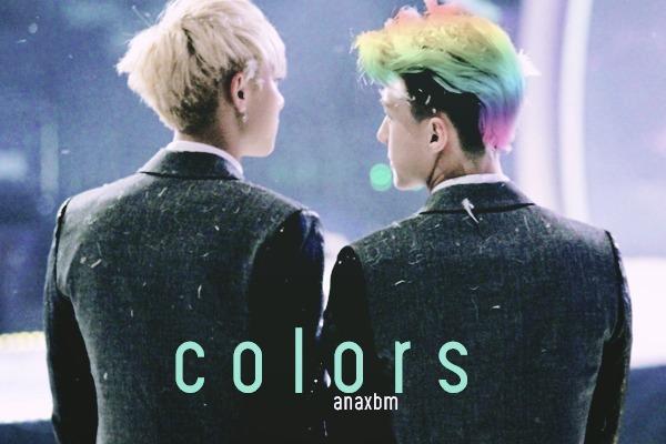 Fanfic / Fanfiction Colors