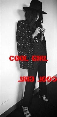 Fanfic / Fanfiction Cool Girl