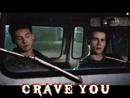 Fanfic / Fanfiction Crave You (Yaoi)